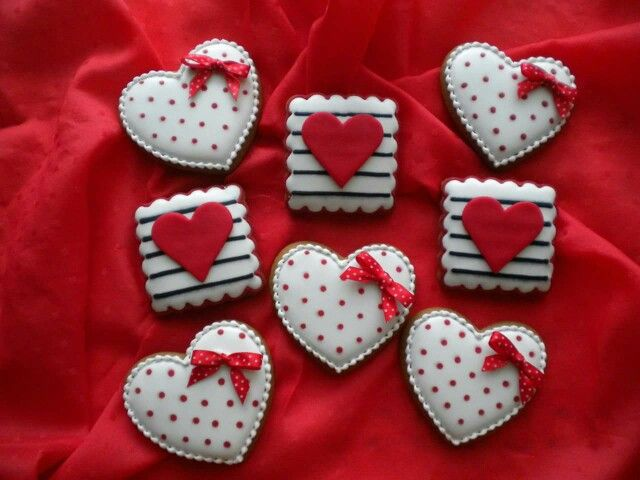 211 best hearts and valentine cookies images on pinterest, Ideas