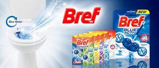 Nel carrello di Chicca: BREF WC: il mio alleato per un bagno splendente!