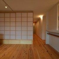 奈良 生駒の家 | 木のマンションリフォーム・リノベーション設計実例 | 木のマンションリフォーム・リノベーション-マスタープラン一級建築士事務所
