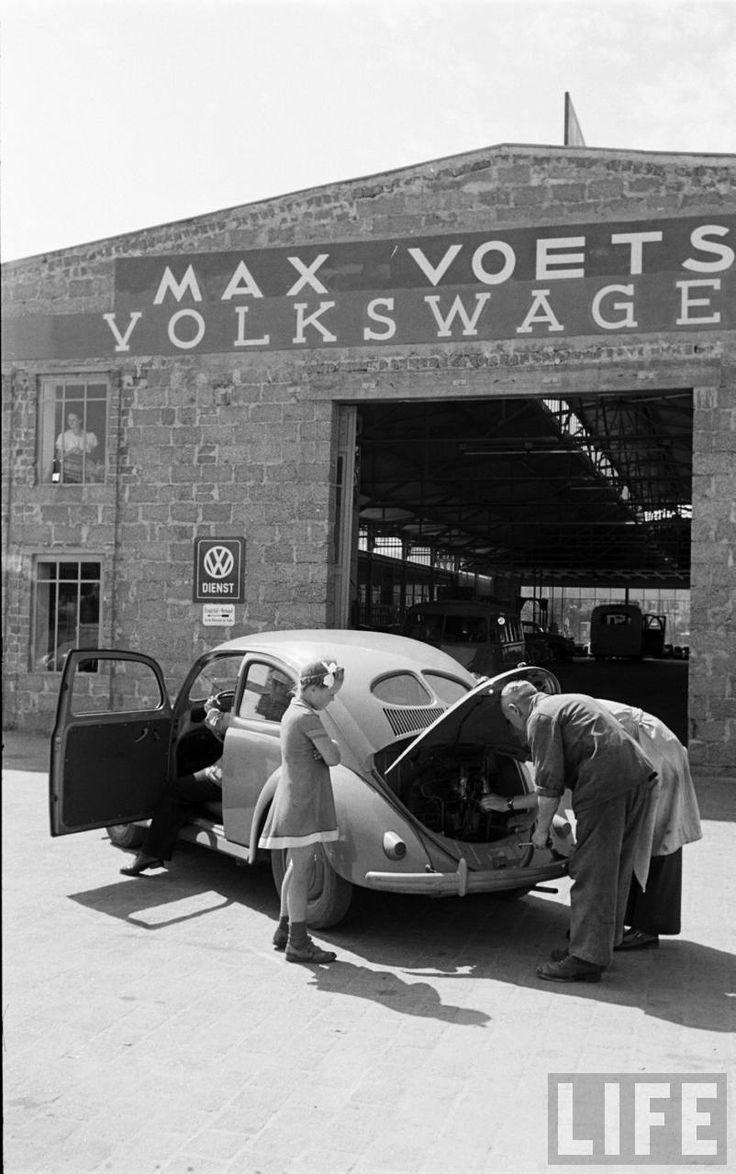 17 best images about old cars volkswagen for Garage volkswagen marennes 17
