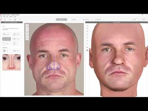 how to create 3D head | R3dd.it