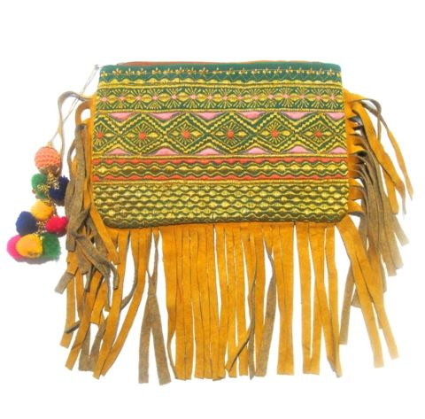 Penny Clutch - Minc Collections #bohostyle #bohemianstyle