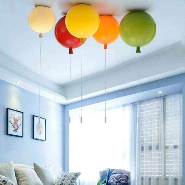 Globo Balloon Ceiling Light Balloon Ceiling Ceiling Lights Balloon Lights