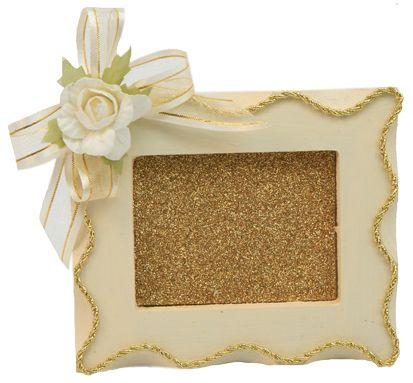 Portarretrato para boda / Marco de madera / Recuerdos de boda