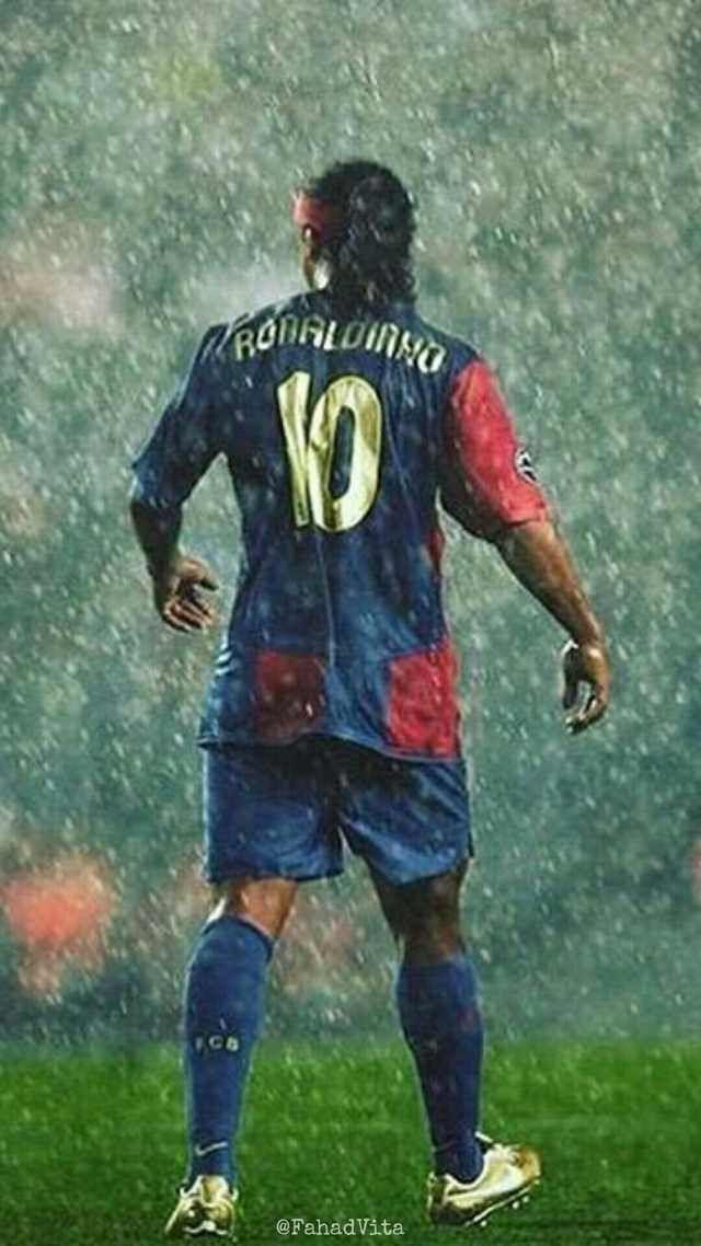 Ronaldinho Wallpaper Ronaldinho Wallpapers Soccer Photography Soccer Poster