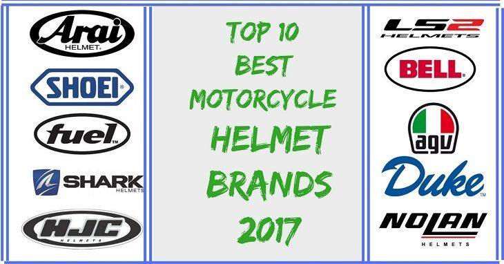 Starting from Arai, we have stated below a little introduction and history about the Top 10 best motorcycle helmet brands...