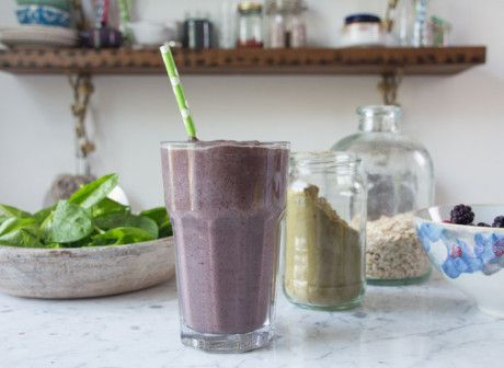 The Easiest Breakfast Smoothie | Deliciously Ella