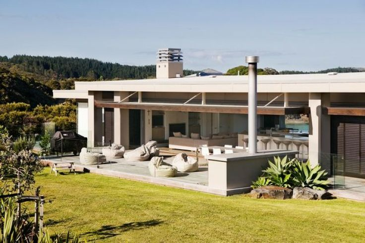 New Zealand, Luxury Holiday House, Twin Ocean View, Apartment, Bay of Islands, Villa