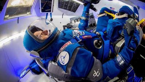 Met deze nieuwe ruimtepakken gaan astronauten in 2018 op missie