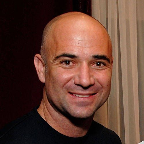 Andre Agassi Is Sexy Minus The Mullet B Is Sexy And