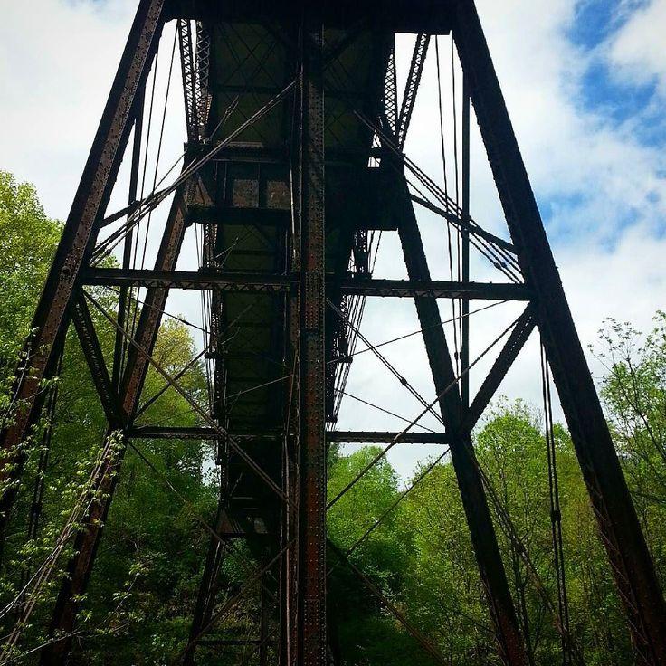 Under the bridge #hudsonriver