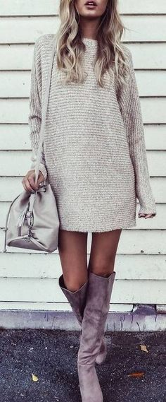 Knit + Suede                                                                             Source