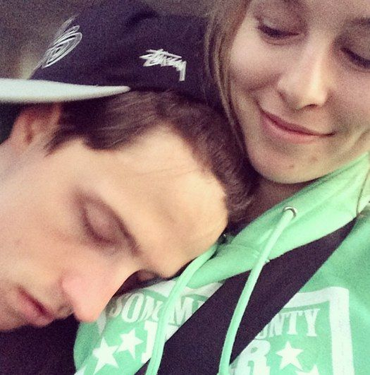 Bridgit Mendler and Shane Harper couldn't get any cuter!