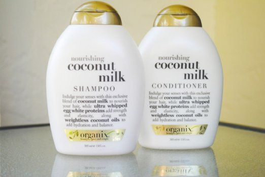 This shampoo calms down my dry static hair during the cold winter days and keeps it from becoming dry or oily. I hear how some would love mo...