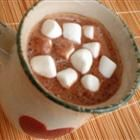 Hot Chocolate Mix I - It's easy to make your own creamy hot chocolate mix, and this can be used in other recipes that call for hot chocolate...