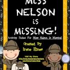 Miss Nelson Is Missing : Back-To-School Packet for the first week of school.This has 38 pages of ideas, discussion questions, games, activities...: Idea, Back To Schools Packets, United Perfect, Substitute Plans, Graphics Organizations, Activities United, Discuss Questions, Social Study, Books Activities