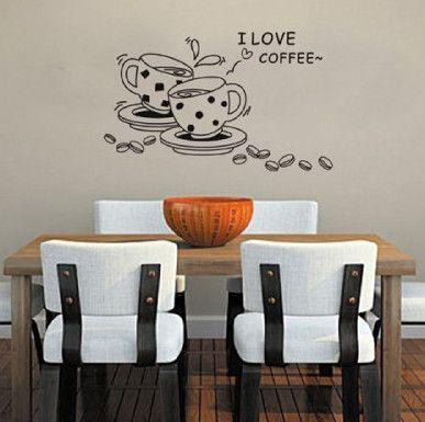 Restaurant Kitchen Walls 62 best wall stickers images on pinterest | wall stickers, kitchen