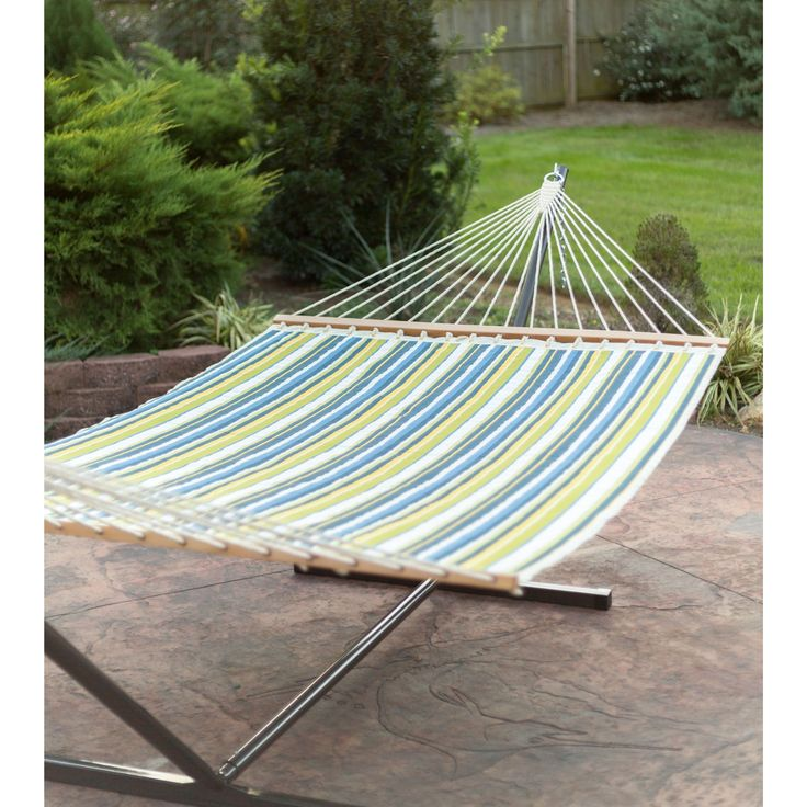 castaway large single layer fabric hammock by pawleys island hammocks - Pawleys Island Hammock