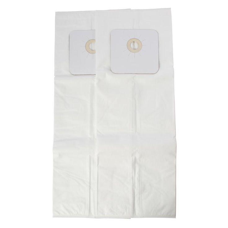 Replacement Hepa Vacuum Bag for VacuMaid (2-Pack)