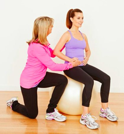 What Exercise Should You Do After A C Section