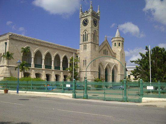 Parliament Buildings Bridgetown Barbados
