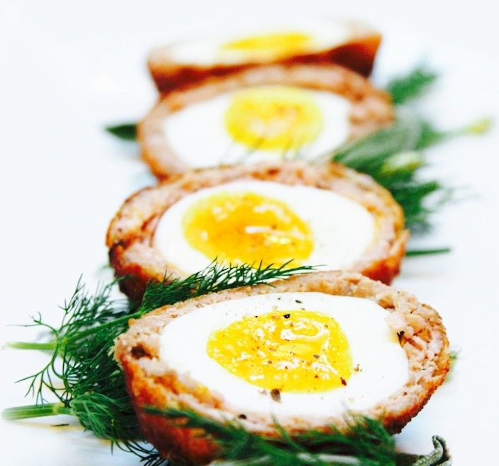 ... eggs! on Pinterest | Egg breakfast sandwiches, Scotch eggs and Bacon