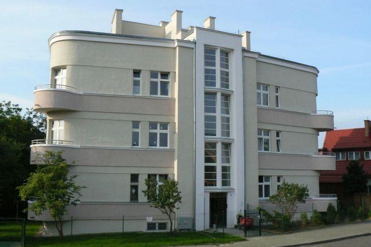 Gdynia - modernizm. Dom mieszkalny wielorodzinny Opolanka,ul. Piotra Skargi 9,1936-1939 r.