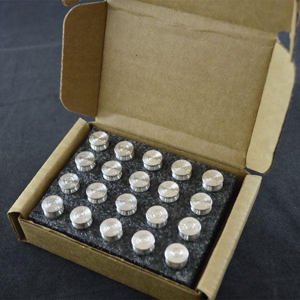 Buy 1 Oz Silver Bullets Online 45 Caliber New Money Metals Exchange Silver Bullet Silver Bullion Silver