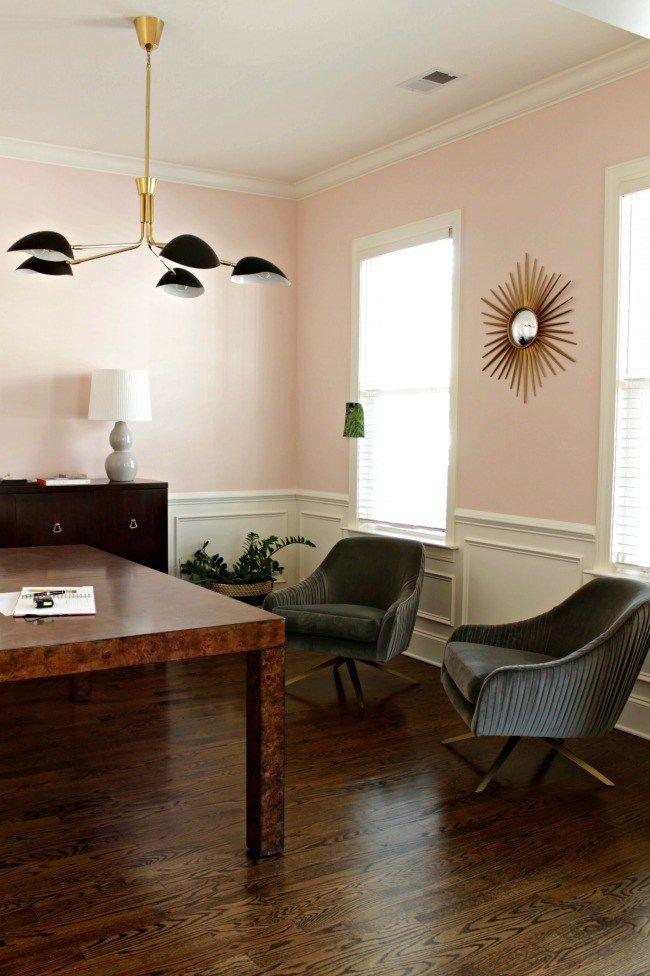 79 Best Think Pink Pink Paint Colors Images On Pinterest