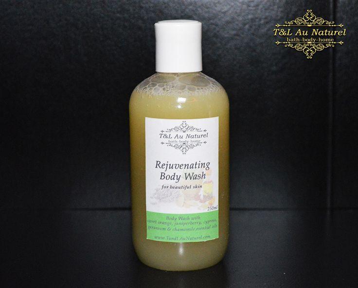 Bodywash ~ Rejuvenating