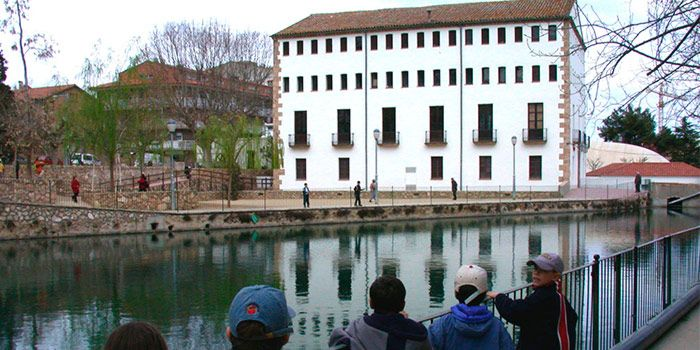Paper Mill and Museum in Capellades