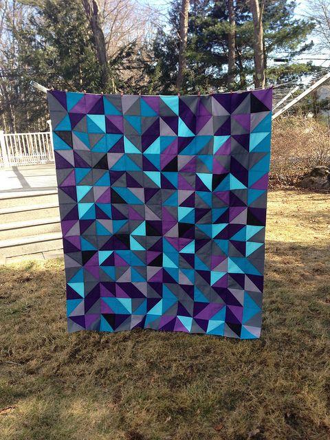 Best 25+ Purple quilts ideas on Pinterest   Baby quilt patterns ... : quilt color ideas - Adamdwight.com