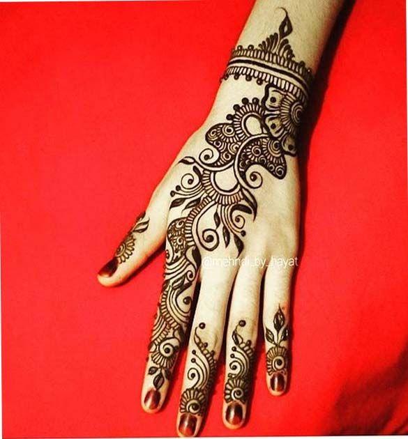 Cute Henna Design 2017