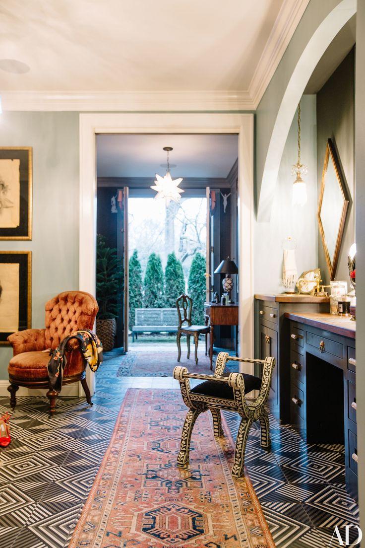 Tour Karen Elsons Elegant English Inspired Nashville Home