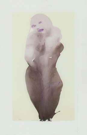 West,1997 by Marlene Dumas