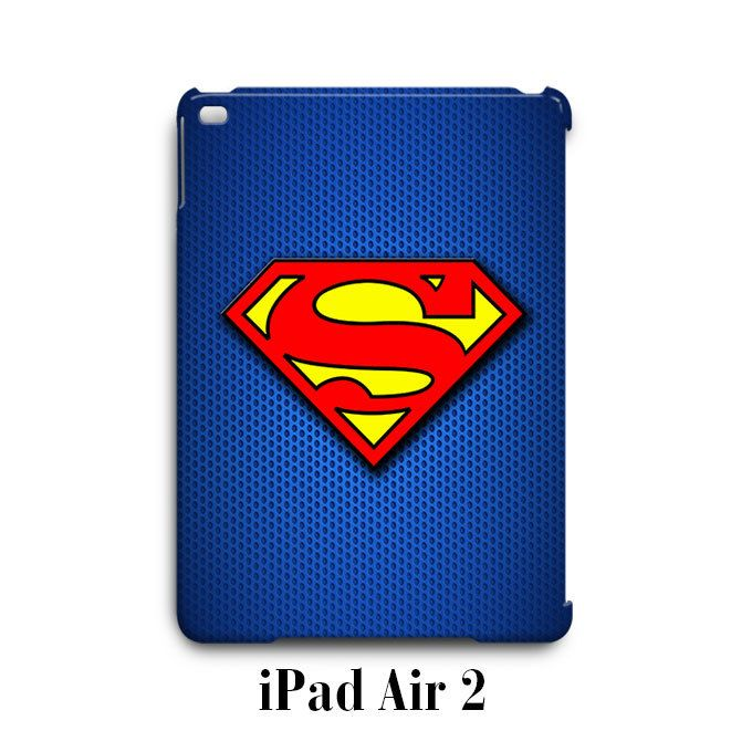 Man Of Steel Superman iPad Air 2 Case Cover Wrap Around