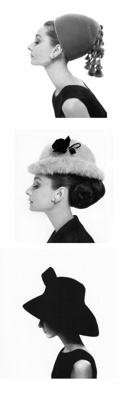 A — Audrey Hepburn