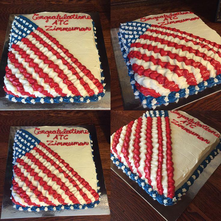 Navy reenlistment cake No bake cake, Sheet cake, Baking