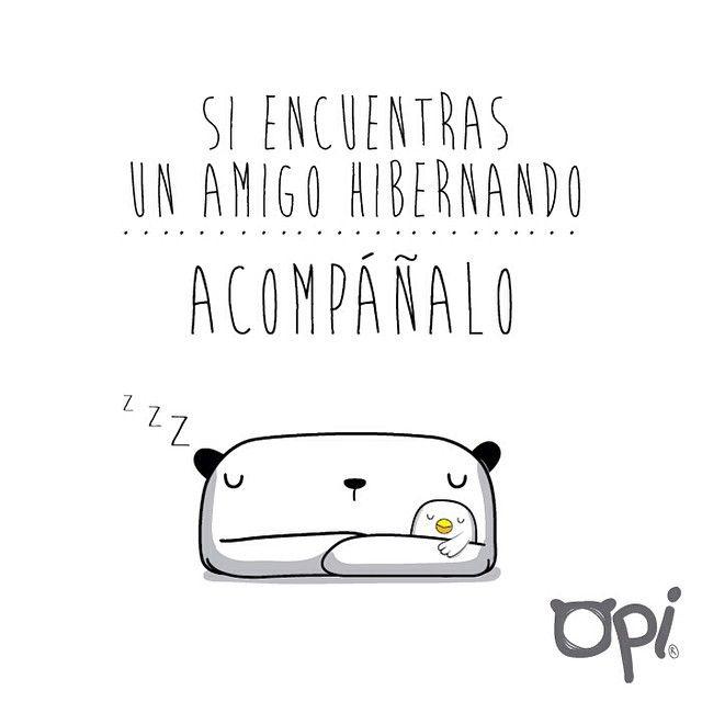 #opi #descanso #amigos