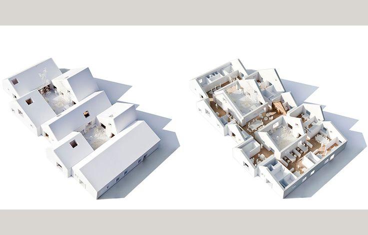 Trä som läker av Effekt, foto av Effekt – http://www.tidningentra.se/reportage/lakande-arkitektur #arkitektur i #trä