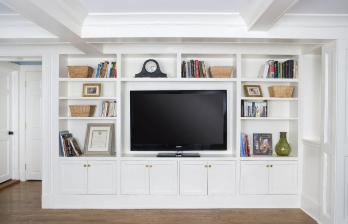 Basement Remodel Cabinetry Wall Design And Construction