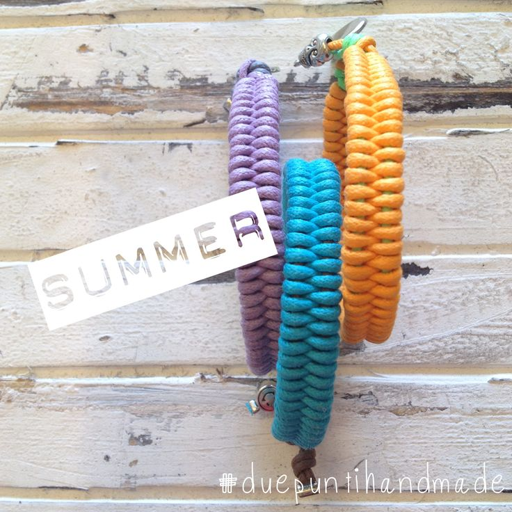 intrecci for #summer