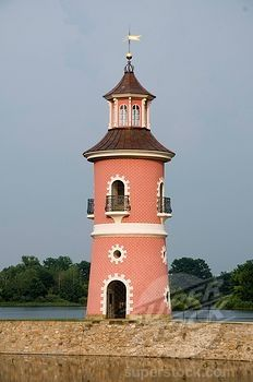 Lighthouse Moritzburg ~ Dresden, Saxony, Germany