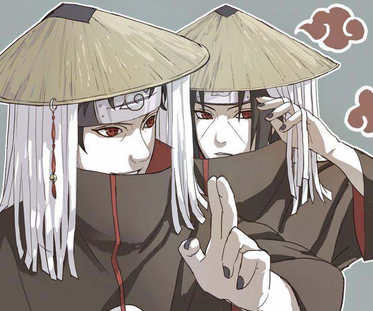 Shisui and Itachi. Твиттер