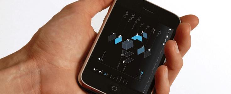 Eyelife software per la supervisione integrata del sistema domotico Eyeon