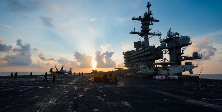 """Corea del Norte se declara """"listo"""" para responder a EE UU """"en todo tipo de guerra"""""""