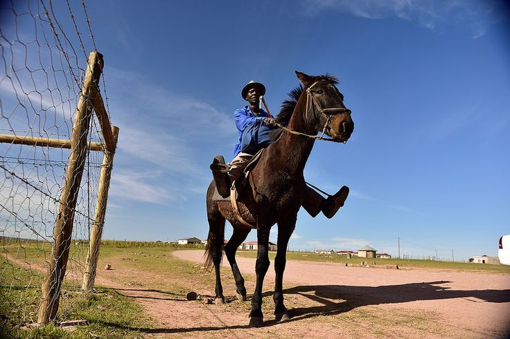 Qunu, Eastern Cape, South Africa   by South African Tourism
