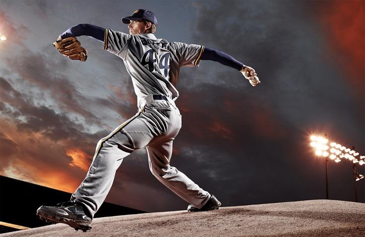 #Baseball player