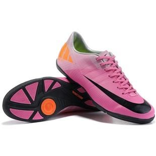 Wholesale Nike Mercurial Superfly III FG Indoor Soccer Cleats Football Boots In rose blackout of stock