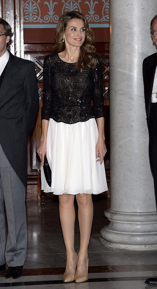 El estilo de la reina Letizia de espana | Galería de fotos 21 de 45 | Vogue México